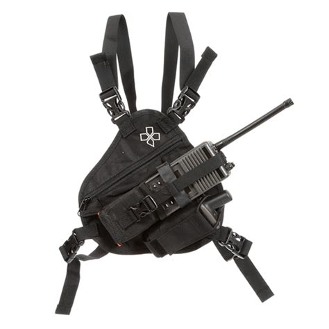 chest harness radio chest harness coaxsher rp 1 scout radio chest harness