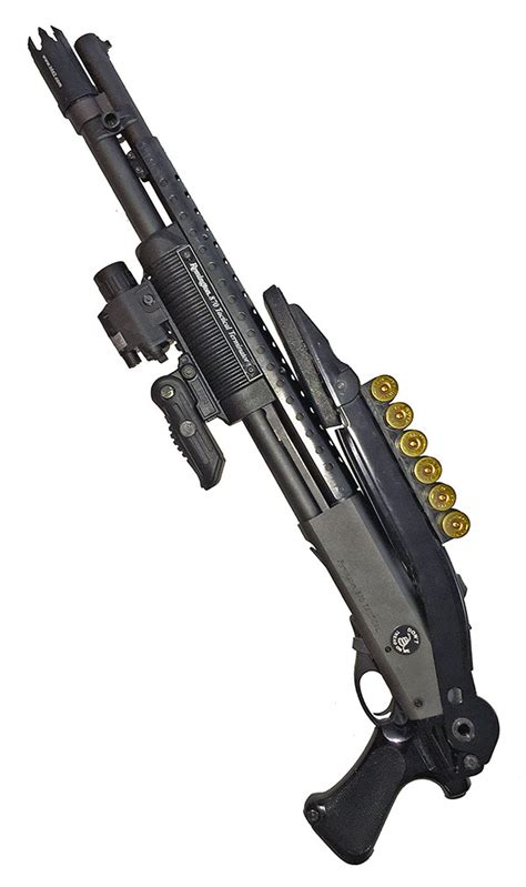 tactical accesories remington 870 tactical terminator with upgrades and