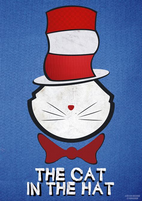 The Cat In The Hat by The Cat In The Hat By Jaimachado On Deviantart