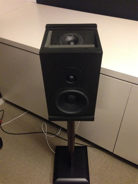 Speaker Dolby Atmos ears on with dolby atmos for home