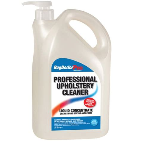 can a rug doctor clean upholstery rug doctor upholstery cleaner 5l a d supplies