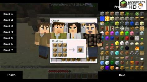 minecraft 1 8 1 how to make a boat a bowl and mushroom stew youtube minecraft 1 7 3 1 8 1 mod minecolony installieren und