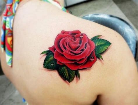 pretty rose tattoo designs the most awesome along with interesting