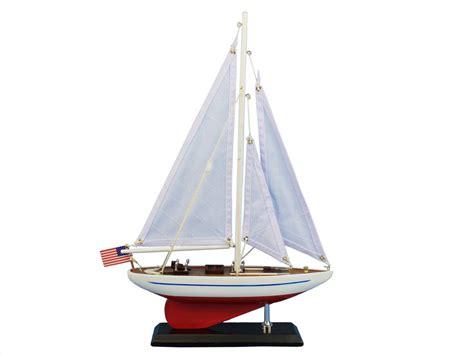 toy boat decoration buy wooden ranger model sailboat decoration 16 inch boat