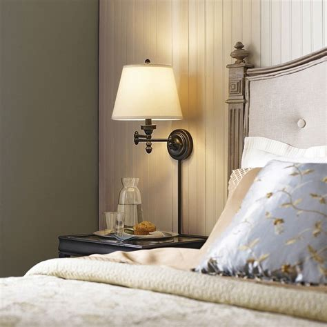 bedroom wall sconces best 25 swing arm wall ls ideas on pinterest swing