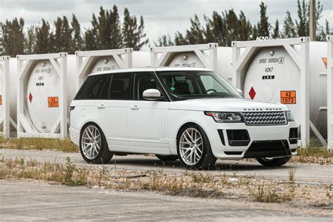 white range rover rims white range rover hse adv7 m v1 standard wheels adv 1