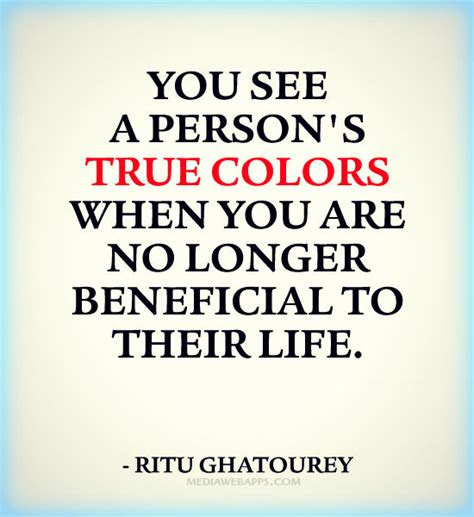 quotes about true colors quotes about showing true colors quotesgram