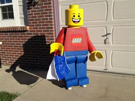 tutorial cosplay lego tutorial lego minifigure costume patterns and
