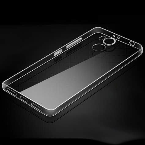 Slim Armorhard Xiaomi Redmi 3pro slim fit thin scratch tpu gel rubber soft skin silicone