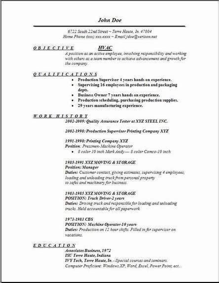 Material Handler Resume by Material Handler Resume Exle Occupational Exles