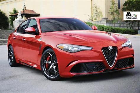 Alfa Romeo New York by Alfa Romeo Giulia Ti Debuteert In New York Auto Edizione