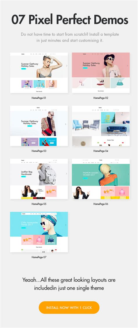 elegant themes layout builder tomo elegant layout builder shopify theme by cleversoft
