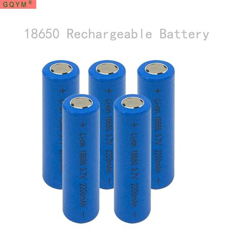 Battery 18650 3 7v Power 18650 2200mah 3 7v reviews shopping 18650 2200mah