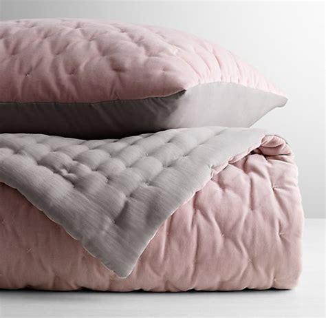 satin coverlet reversible washed velvet satin quilt