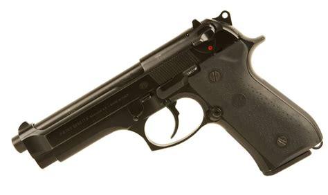Korek Pistol Baretta Black deactivated beretta 92fs