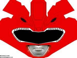 power rangers mask template tyranno ranger helmet by 80sguy on deviantart