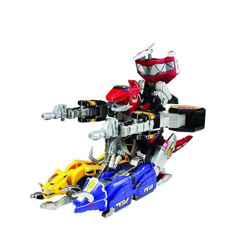 Legacy Megazord mighty morphin power rangers legacy dino megazord