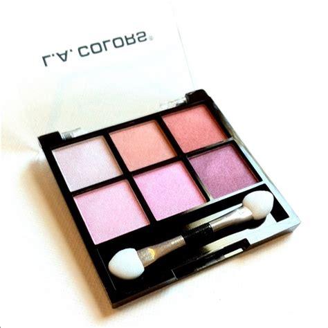 la colors eyeshadow palette la colors l a colors 6 color eye shadow palette