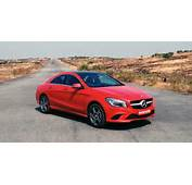 Mercedes Benz CLA Review  NDTV CarAndBike