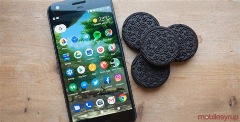 Android Oreo by You Can Install The Android Oreo Ota Update Right Now If