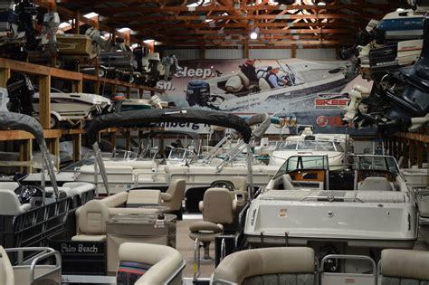 boat store used boats hallberg marine