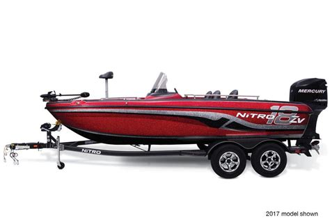 boat dealers in rapid city sd new 2018 nitro zv18 power boats outboard in rapid city sd