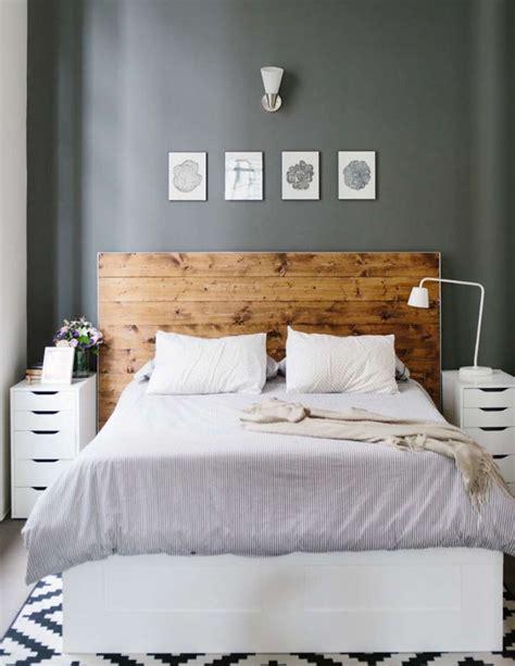 grey wood headboard 17 best ideas about modern headboard on pinterest hotel