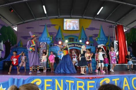 themes by design manukau magic show for the kids at kidz kingdom picture of