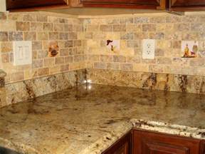 Rustic Kitchen Backsplash Tile by Rustic Tile Backsplash Kitchen Design Ideas Kitchen