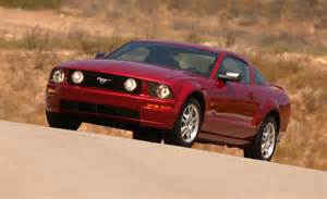 2005 Ford Gt 2005 Ford Mustang Gt Coupe Photo