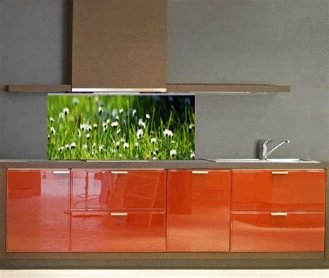 credence cuisine verre tremp fixer credence en verre 28 images design castorama