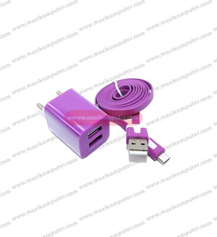 Kepala Charger Asus Kabel Micro Usb adapter m tech 2a micro usb
