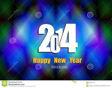 creative happy new year royalty free stock images image