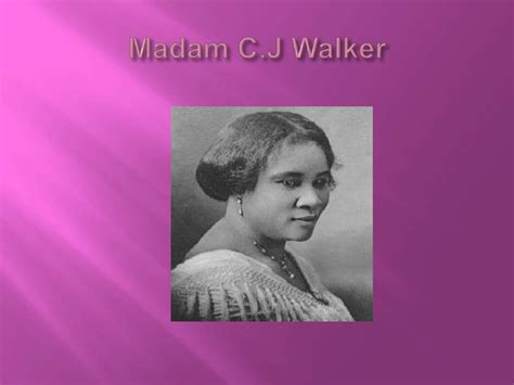 Madam Is Naming Names by Madam Cj Powerpoint