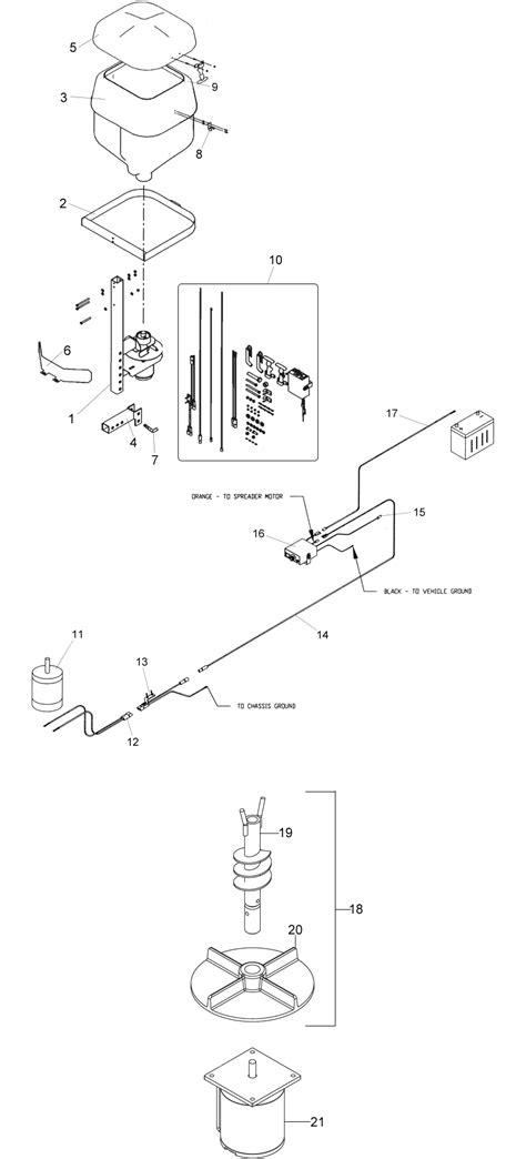 Salt Dogg Spreader Wiring Diagram   Free Wiring Diagram