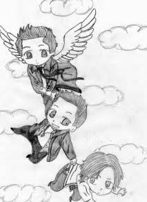 How Do You Get On Property Brothers supernatural chibi by alishenkas on deviantart we heart