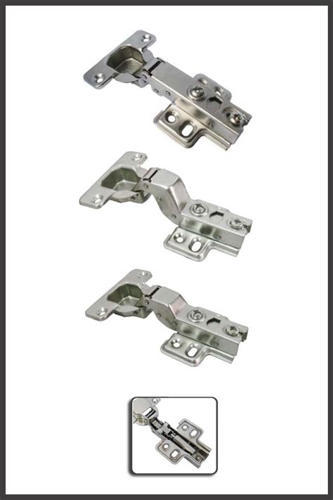 Engsel Sendok 1 2 Bungkuk Softclose Engsel Sendok Motion Lintang Fittings
