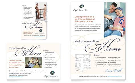 apartment amp condominium flyer amp ad template word amp publisher