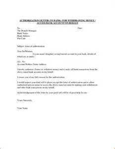 authorization letter format behalf company best free home design idea inspiration
