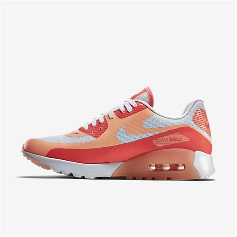 Nike Air Max 90 Ultra Br White Sunset Glow authentic cheap womens nike air max 90 ultra br breathe