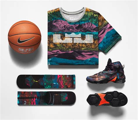 nike lebron 13 akronite philosophy available now