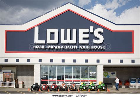 lowes store stock photos lowes store stock images alamy