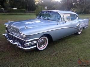 1958 Buick Riviera 1958 Buick Riviera