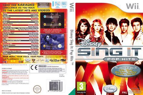 sing it r62p4q disney sing it pop hits