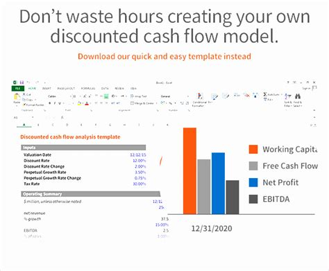 11 Cash Flow Analysis Excel Template Exceltemplates Exceltemplates Free Flow Analysis Template
