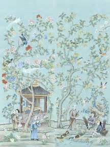 asian wall mural chinoiserie wall mural tea garden diptych asian