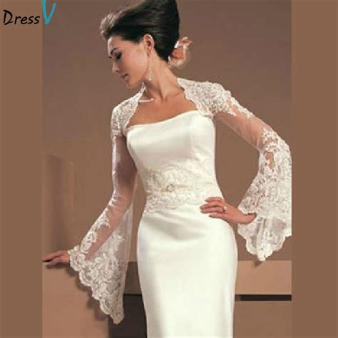 Hochzeit Jacke by Aliexpress Buy Dressv Fashion White Ivory