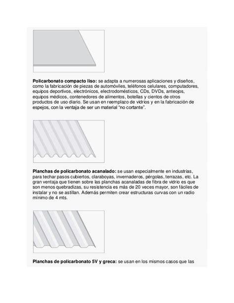 como instalar techo de policarbonato instalacion de techo de policarbonato