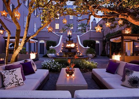 The Backyard At The W by Gorgeous Interior Design Luxurious Luxury Luxury House