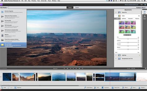 adobe premiere pro quick start review adobe premiere elements 11 offers an easy fast